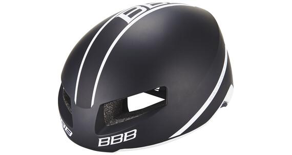 BBB Tithon BHE-08 Kask rowerowy czarny